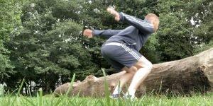 Box jump 1 - CalisthenicsWorld.nl